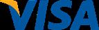 Tarjeta de crédito o débito visa
